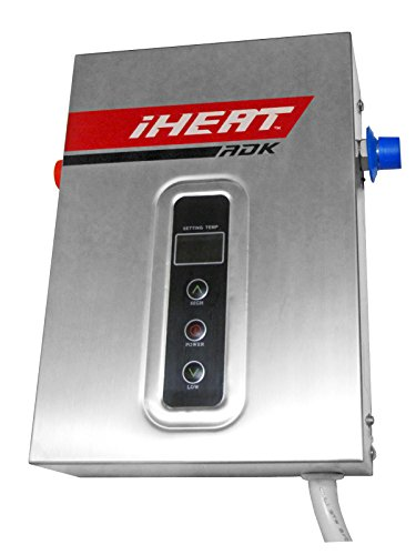 iHeat 3.5 GPM Electric Tankless Water Heater 16 kW Real-Time