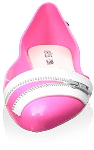 Melissa Pink Flat Trippy Lagerfeld Women's Karl 7wrq7X