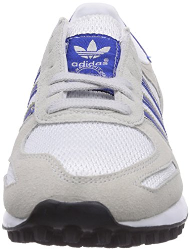 Uomo Trainer Grigio Collegiate Royal Sneaker White Basse Lgh Grey Solid Ftwr adidas dtnUqwU