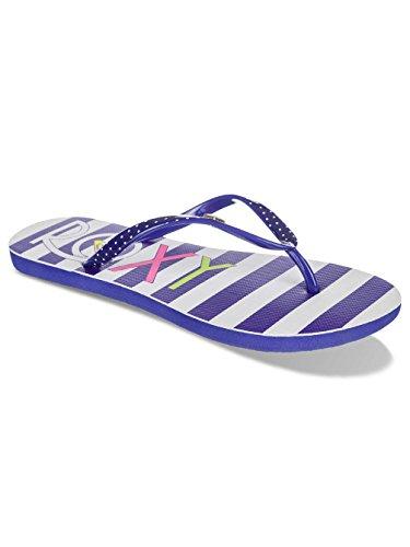 de indigo Ind Chaussures femme Roxy bain J V Mimosa Sndl XqwfXxSzYI