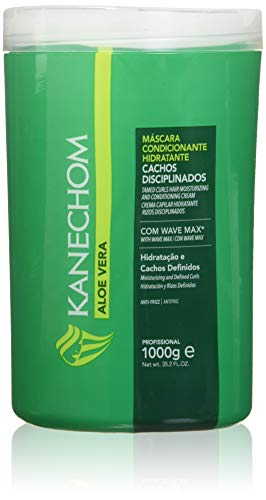 Kanechom Ultimate Aloe Vera Moisturizing and Conditioning Hair Treatment Cream (Brazilian Treatment) 35.2 ()