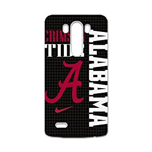 Happy Alabama Crimson Tide Fahionable And Popular Back Case Cover For LG G3