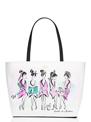 Kate-Spade-Francis-Wedding-Belles-Bridesmaids-BFF-Handbag-Tote-Multi