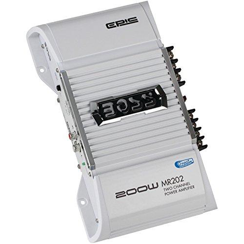 BOSS Audio MR202 200 watts Amplifier