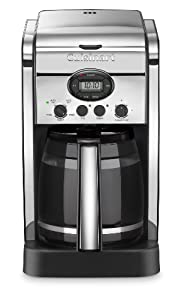 Cuisinart DCC-2600CHFR 14 Cup Brew Central Coffee Maker, This coffee maker is super easy to use
