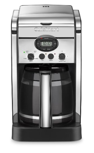 Cuisinart DCC-2600CHFR 14 Cup Brew Central Coffee Maker (Renewed)