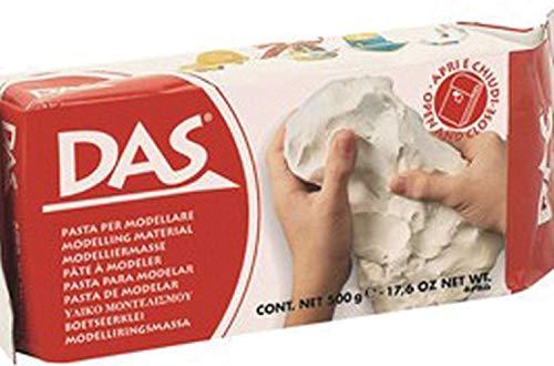 DAS Panetto- kids' modelling consumables White