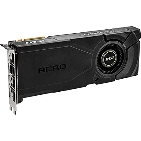 MSI Gaming GeForce RTX 2080 Super 8GB GDRR6 256-Bit HDMI/DP Nvlink ...