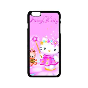 Malcolm Lovely pink Kitty Cell Phone Case for Iphone 6