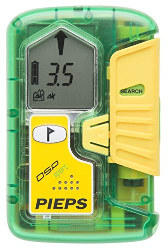 (Black Diamond Pieps DSP Sport Avalanche Beacon, One Size)