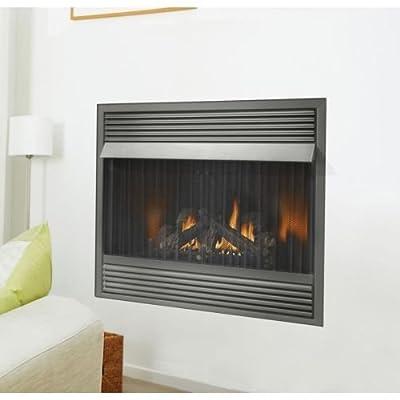 Napoleon GVF36 30,000 BTU Vent Free Zero Clearance Gas Fireplace, Natural Gas