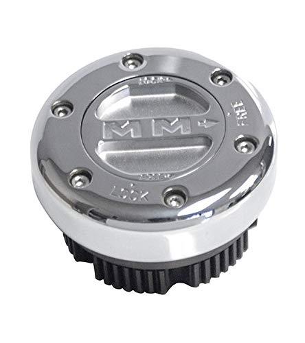 Mile Marker 459SS 459 Premium Rear Manual Locking Hub Set 2 Pack