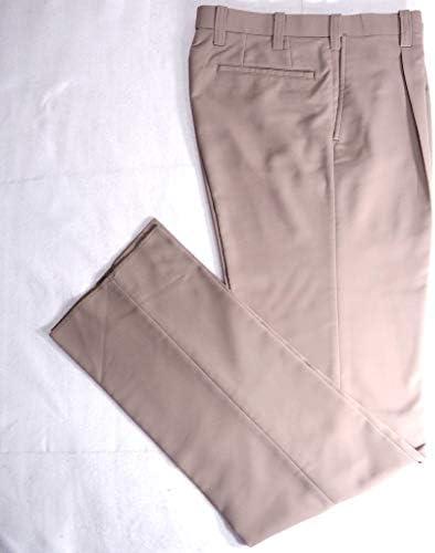 61365 エミネント ウエストストレッチ ワンタックパンツ スラックス ベージュ 91 サイズ メンズ カジュアル 男性 秋冬 ゴルフ 通販