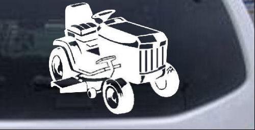 肌触りがいい 芝刈り機 芝生の手入れ 造園 x 業務用自動車やトラック インチ 窓 ノートパソコン デカール ステッカー -- -- ホワイト 6 x 5.1 インチ B00J9KP4CG, アイショップビューティ:84556158 --- a0267596.xsph.ru