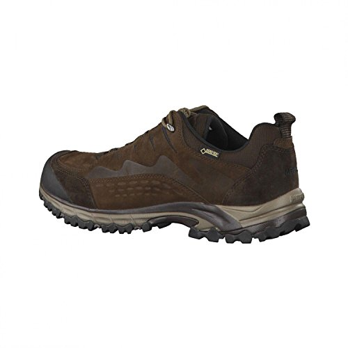 Meindl Barcelona GTX, scarpe sportive Outdoor da uomo Dark Brown