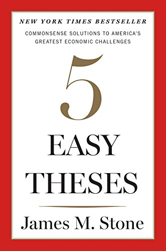 Five Easy Theses Commonsense Challenges product image