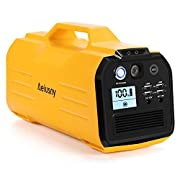 #LightningDeal Aeiusny 400W Solar Generator Portable Power Station, 296Wh CPAP Backup Lithium Battery, 110V Pure Sinewave AC Outlet, 12V DC Output, USB Output Power Supply for Camping/Travel/Fishing/Hurricane