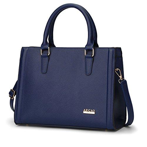 Borsa Size spalla Valin One Blau a donna aXwwd0