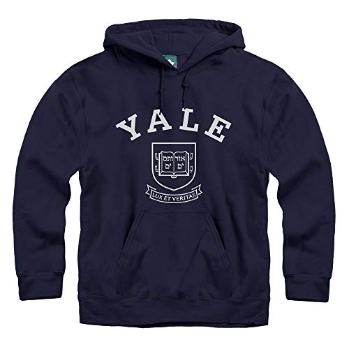 Ivysport Yale University Hooded Sweatshirt, Legacy, for sale  Delivered anywhere in USA