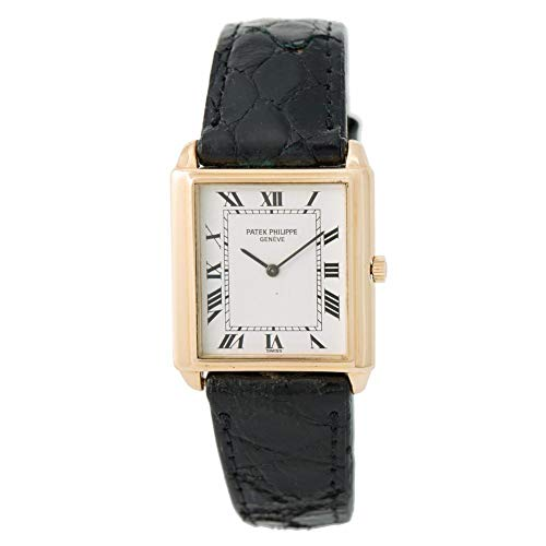 Patek Philippe Geneve 750 Mechanical-Hand-Wind Male Watch 3671 (Certified Pre-Owned)