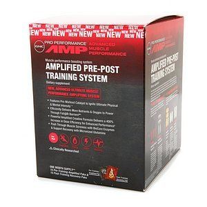 AMP GNC Pro Performance Amplified système de formation pré-Post, 30 pk
