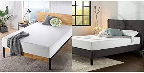 Zinus 12 Inch Ultima Memory Foam Mattress/Pressure Relieving/CertiPUR-US Certified/Bed-in-a-Box