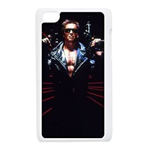 iPod Touch 4 phone case White Terminator KKUP1760535