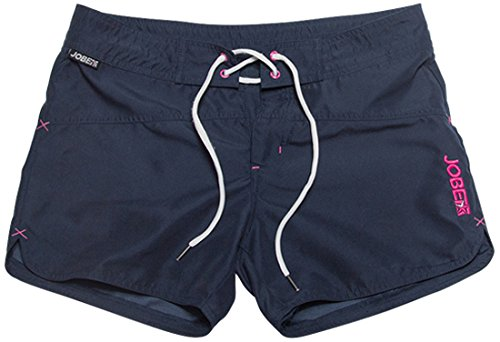 Jobe Boardshorts Progress - Bóxer de baño para mujer, color negro, talla XL Negro