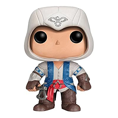 Funko POP Games Assassin's Creed Connor Action Figure: Funko Pop! Games:: Toys & Games