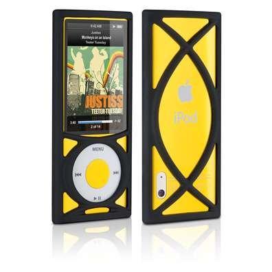 Philips DLA66022D/10 iPod Nano 5G Jam Jacket Silicone Case (Philips Jam Jacket)