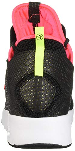 with Protection Dance Shoes Women's Sneaker Black Athletic Classic Max Air Zumba Coral Workout Impact 6nFWvRRT