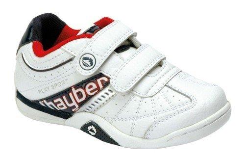 Jhayber - Zapatillas deportivas jhayber, talla 22, color blanco
