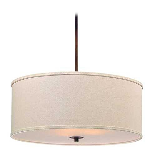 Steel Drum Pendant Lighting in US - 2