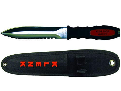 DA71010 KLENK TOOLS Ergonomic Dual Duct / Insulation Knife ()