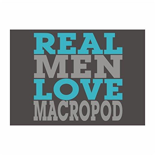 Idakoos - real men love Macropod - Anima - Macropod Animals Shopping Results