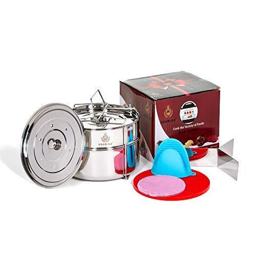 steel bowl for pressure cooker - 8