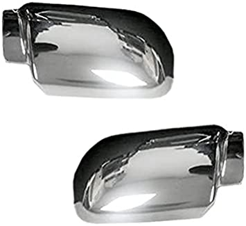 MaxMate Fits 88-98 Chevy Tahoe ABS Triple Chrome Plated Mirror Covers