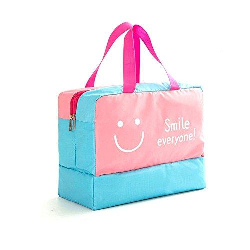 El bolso del bolso de la playa de la natación de GSTONE recibe al bolso impermeable (3)