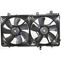 MAPM Premium FORESTER 03-08 RADIATOR FAN SHROUD ASSEMBLY, w/ Turbo