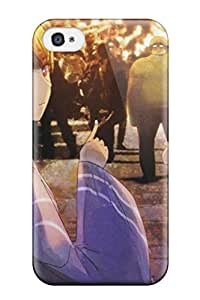 Premium Protection Anime Anime Boys Steins;gate Shiina Mayuri Makise Kurisu Hashida Itaru Huke Case Cover For Galaxy S5- Retail Packaging