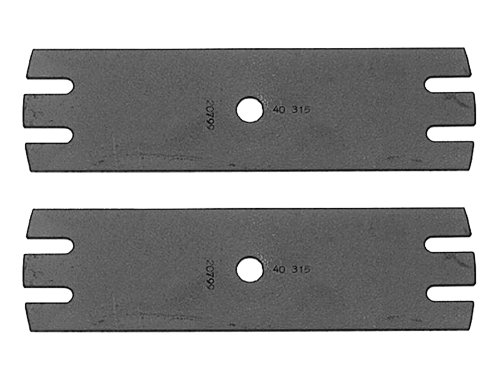 Oregon (2 Pack) Replacement Edger Blade For MTD Edgers 781-0080 # ()