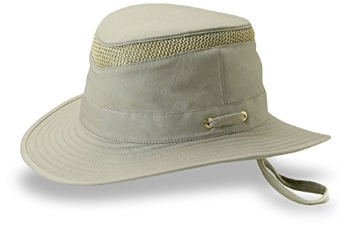 06b692be86c Tilley LTM6 Airflo Hat - Men s Khaki Olive 7-3 4