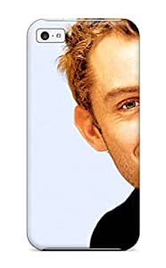 New Style Defender Case For Iphone 5c, Jude Law Pattern 6683769K77073802