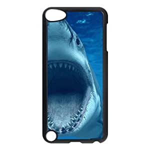 GGMMXO Deep Sea Shark 1 Phone Case For Ipod Touch 5 [Pattern-3]