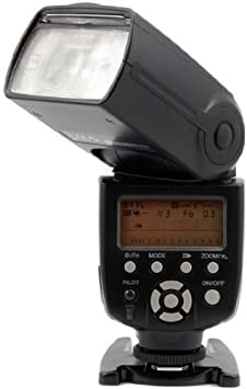 Yongnuo YN-565 EX TTL Flash Speedlite Canon 5D II 7D 30D 40D 50D 350D 400D 450D Shoe Mount Flashes at amazon