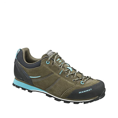 Mammut Wall Guide Low Women (Backpacking/Hiking Footwear (Low)) FLINT/LIGHT PACIFIC