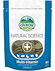 Oxbow 104-663-060 Natural Science - Multi-Vitamin Supplement, 60 Count 4.2 oz