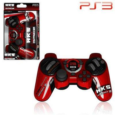 New PS3 HKS Racing Controller Digital Pressure Gauge Joystick Switch Brake Pedals HKS Inspired