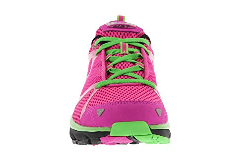 Trail Mbt Lace Outdoor Sportive Donna Scarpe Up Leasha Nero ffUqwxZ