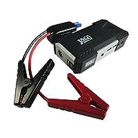 JACO BoostPro Car Battery Jump Starter - Portable Power Bank - 600A/16500mAh